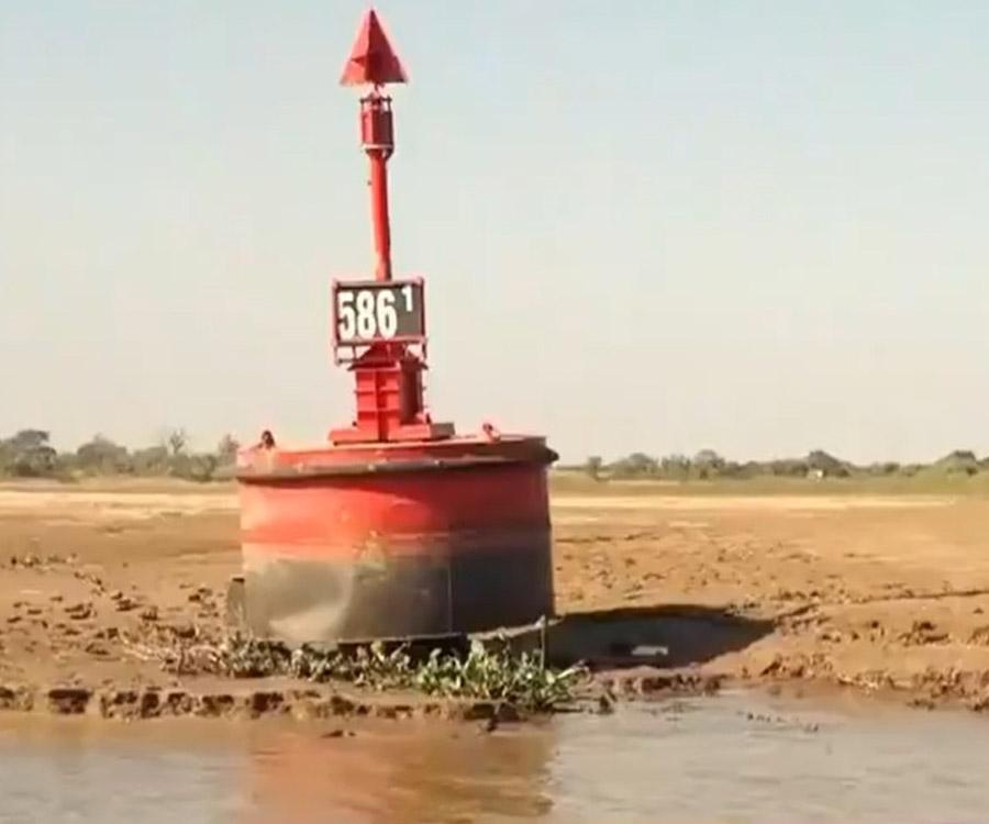 El río Paraná continúa bajando y aseguran que podría seguir así hasta enero de 2022