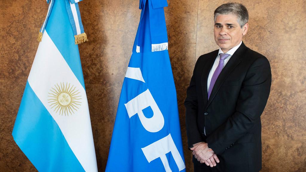 Seis definiciones clave del presidente de YPF en su visita a Mendoza