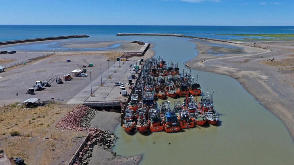 Chubut: dos ofertas por el dragado del puerto de Rawson