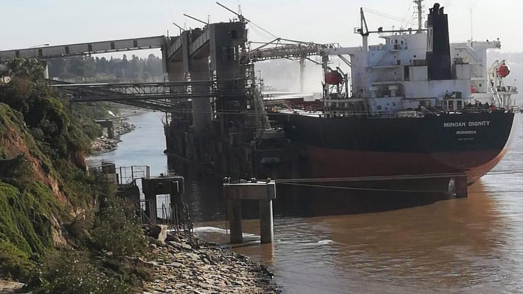 En octubre la bajante del río Paraná llegaría al récord histórico