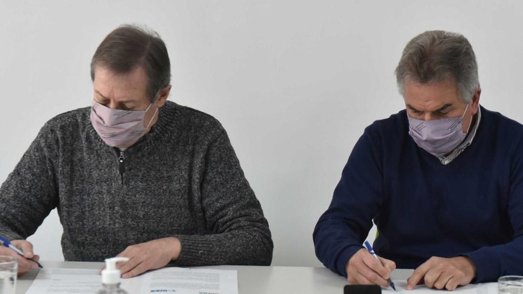 Convenio para impulsar la digitalización de las pymes en Bahía Blanca