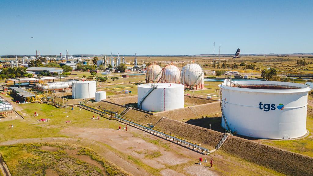 Importante distinción para Transportadora de Gas del Sur (TGS)