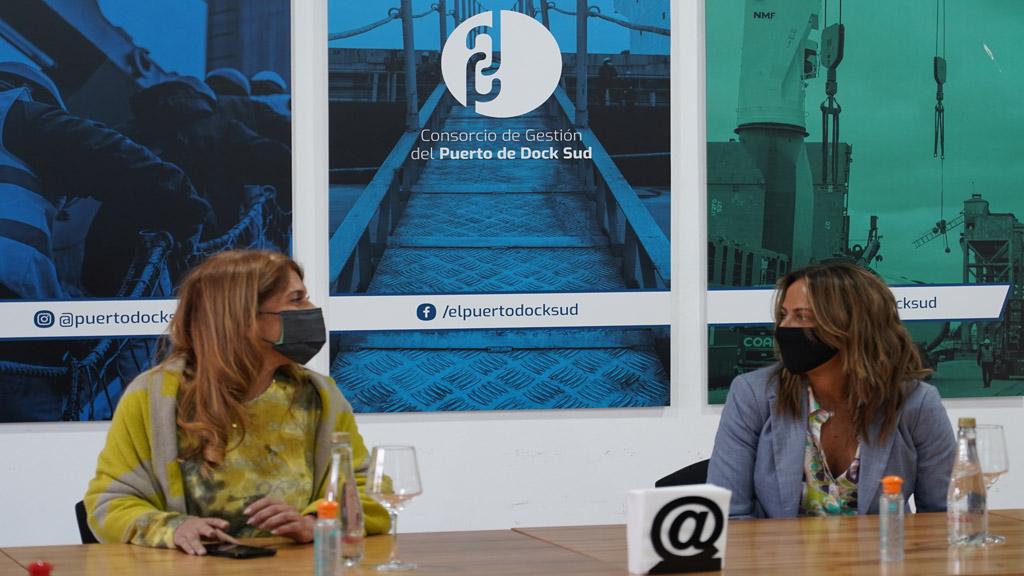 El puerto de Dock Sud profundiza sus vínculos con la comunidad de Avellaneda
