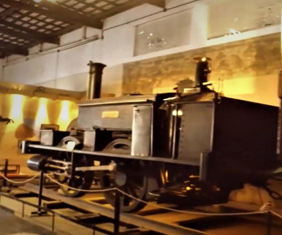Video: hace 164 años nacía el ferrocarril en Argentina