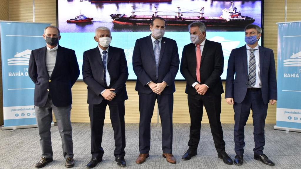 Bahía Blanca: acto por los 28 años del primer puerto autónomo del país