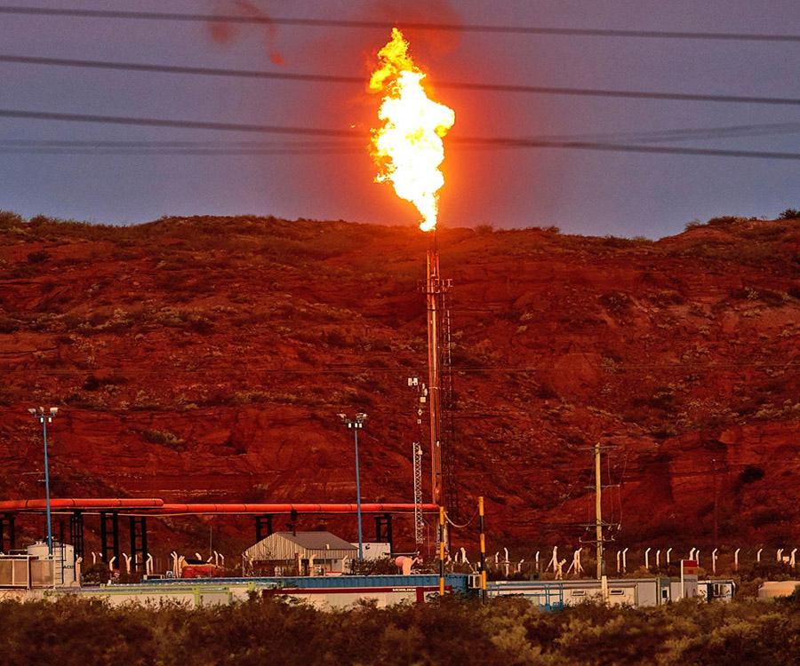 Pese al lanzamiento del Plan Gas, la producción aún sigue por debajo de 2019