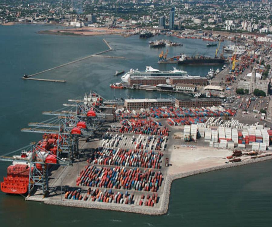 En Uruguay dicen que Montevideo recupera carga que se había ido a Buenos Aires