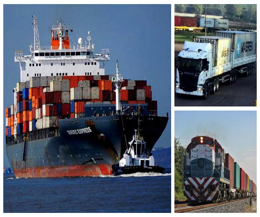 AIMAS le presentó al Gobierno un proyecto para integrar camiones, trenes y barcos