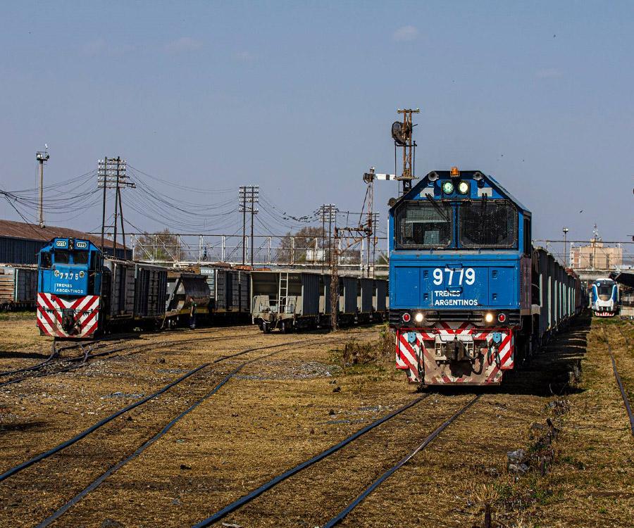 Trenes Argentinos Cargas sigue batiendo récords de toneladas transportadas