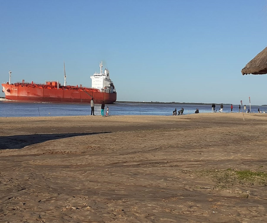 Se agrava la bajante del Paraná y los repuntes dependerán de Brasil