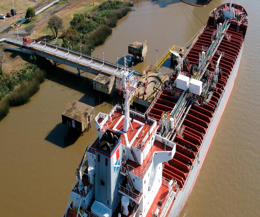 Anulan a último momento una licitación para servicios de buques de combustible