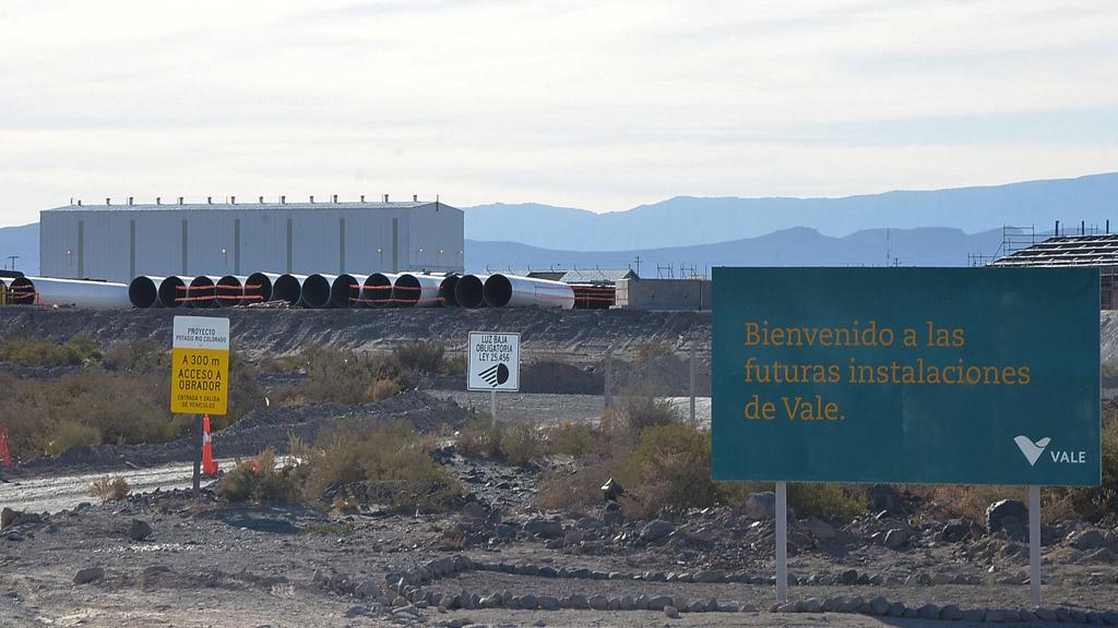 Dos interesados en buscar inversores para el yacimiento Potasio Río Colorado