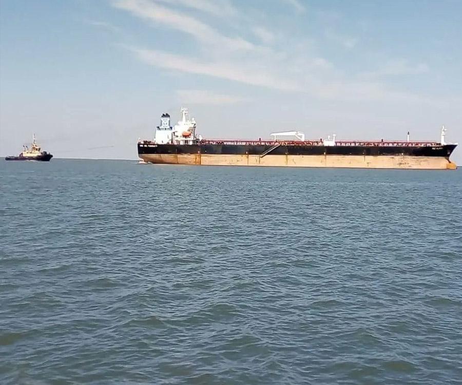 Continúan las exportaciones de petróleo de Vaca Muerta por puerto Rosales