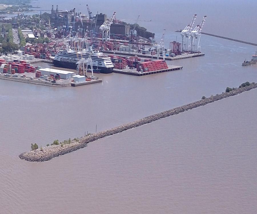 Transporte prorroga hasta 2024 la concesión del puerto de Buenos Aires