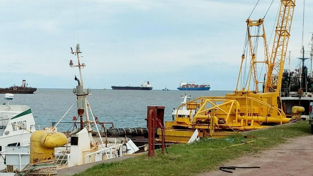 Puerto Rosales ya exportó casi 1 millón de toneladas de crudo de Vaca Muerta