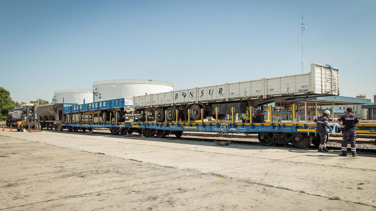 Rueda con legisladores de varias provincias sobre las ventajas del transporte intermodal