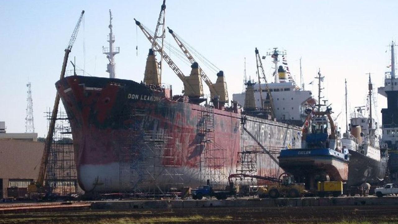 Se reflota el objetivo de volver a exportar cargas con buques de bandera argentina