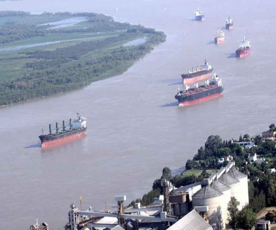 Hidrovía: no se explica de otra manera cómo se negocian voluntades políticas en la Argentina