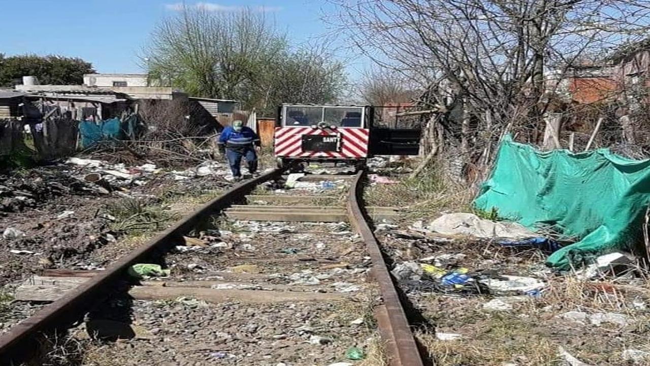 Ramal ferroviario que se ocupa, ramal que se pierde para siempre
