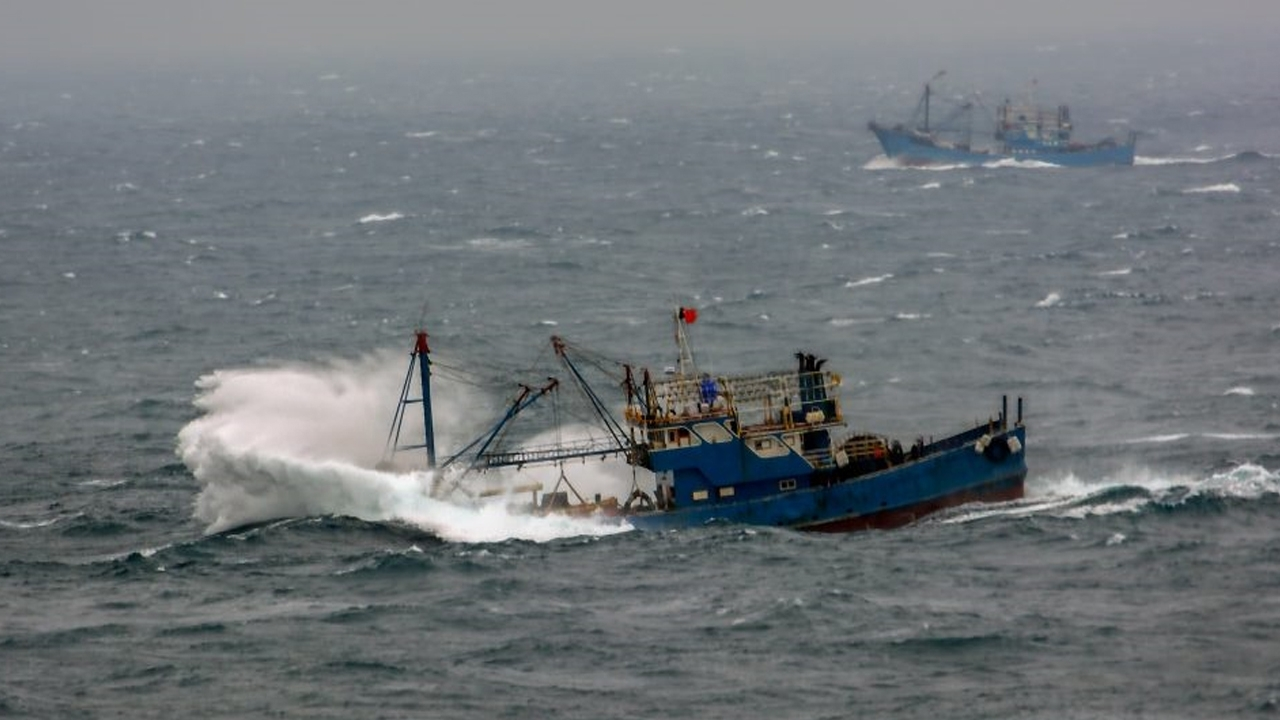 "Pesca ilegal: ""Esperemos que Argentina haga que China respete nuestra soberanía"" (Nota II)"