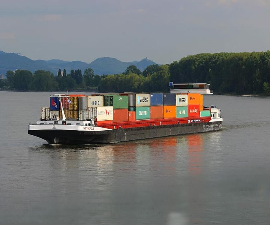 Alfajores en barco de Clorinda a Río Grande