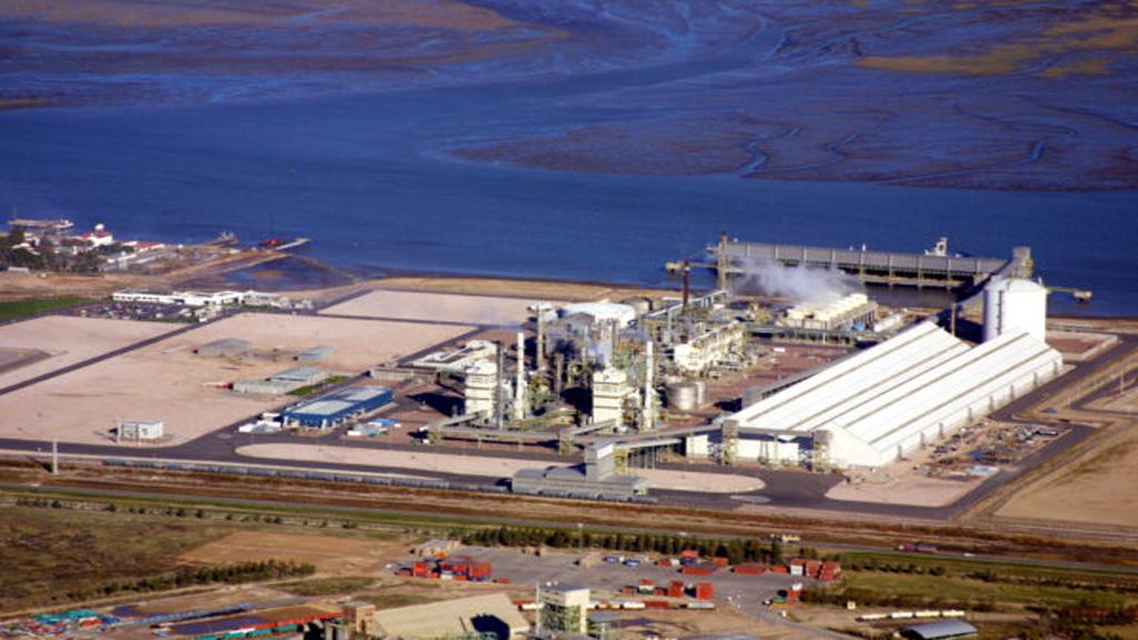 Se conocieron más detalles de la megainversión de Profertil en el área portuaria de Bahía Blanca