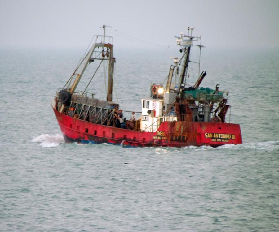 Trabajo digno en la pesca: Argentina está entre los pocos países que ratificaron el convenio
