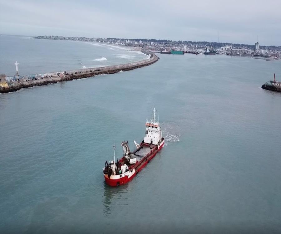 Mar del Plata: Gabriel Felizia dijo que lo ideal será comenzar a dragar en febrero