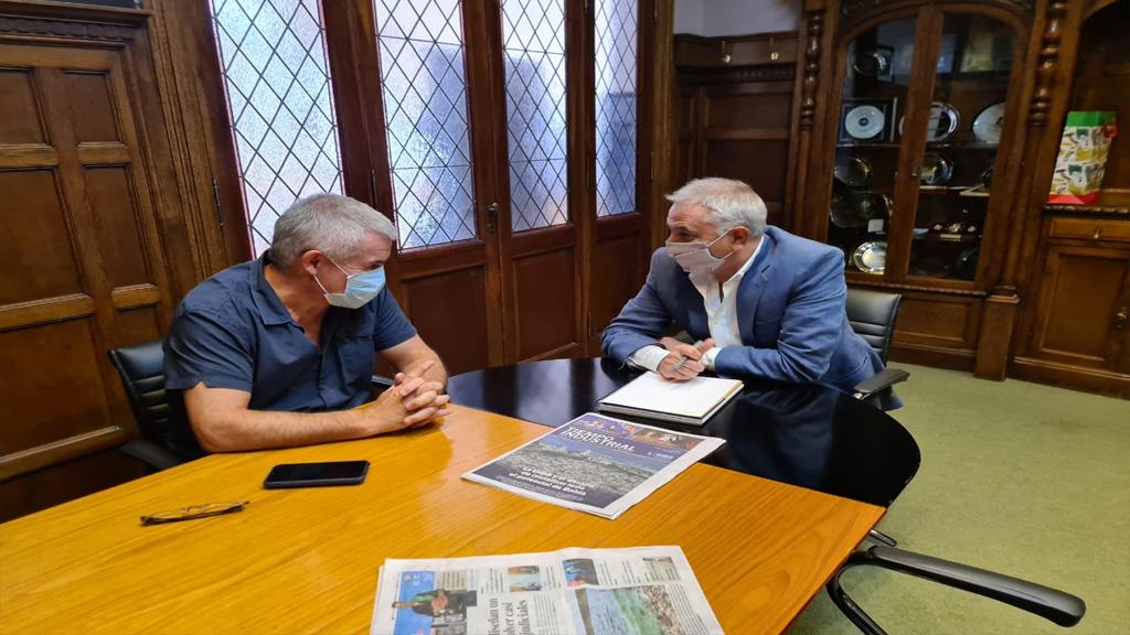 Acuerdo empresarial en el sur bonaerense para potenciar la producción y los puertos