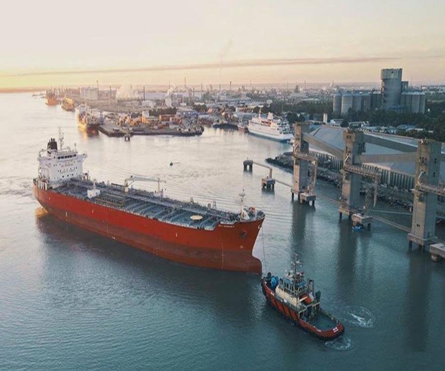 Se levantaron las medidas de fuerza y los puertos argentinos vuelven a la normalidad