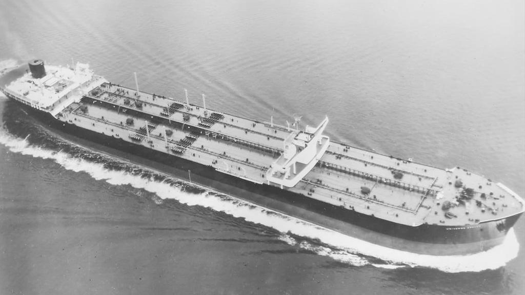 Notas de historia marítima: Daniel Keith Ludwig, el padre del superpetrolero