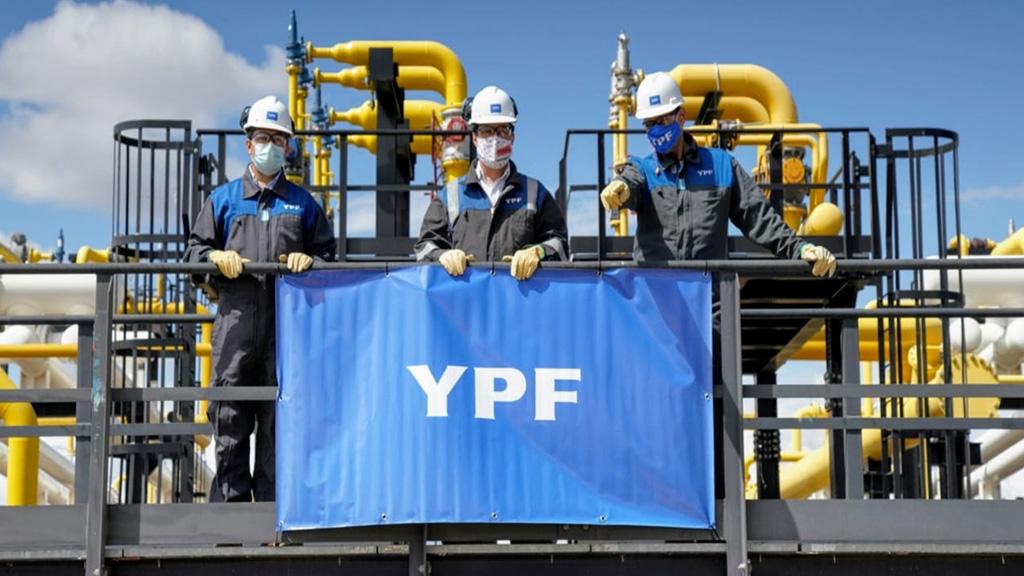 YPF apunta a duplicar su producción de shale gas antes de mayo próximo