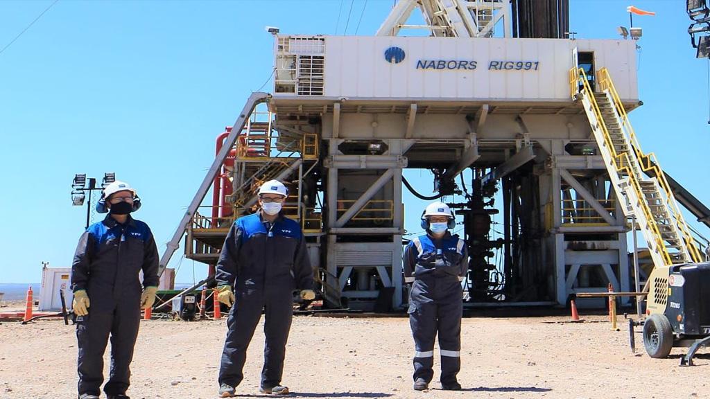 Vaca Muerta: récord de producción de shale oil en Bandurria Sur