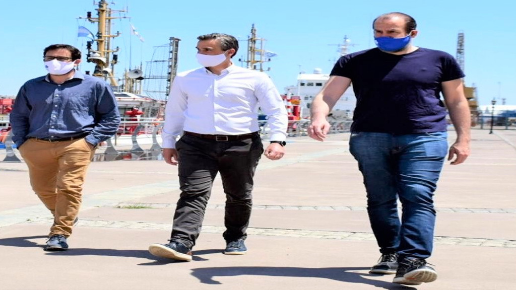 Franchini reemplaza a Torras como gerente general del Puerto de Bahía Blanca