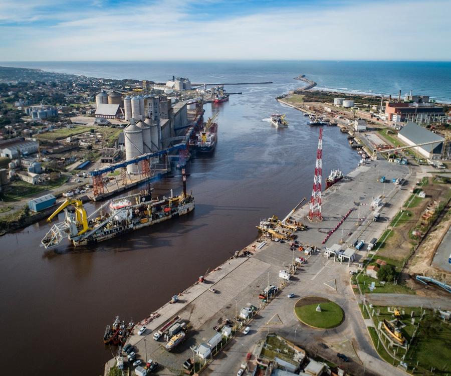 El conflicto del giro 7 cobra mayor intensidad en Puerto Quequén
