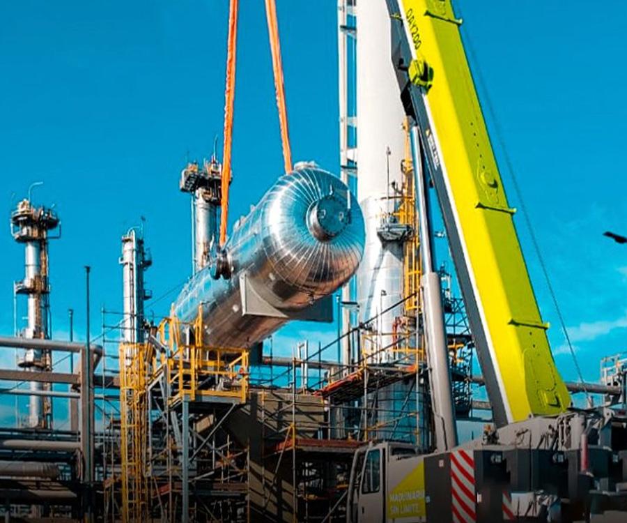 Mega finalizó trabajos de mantenimiento en su unidad de tratamiento de etano