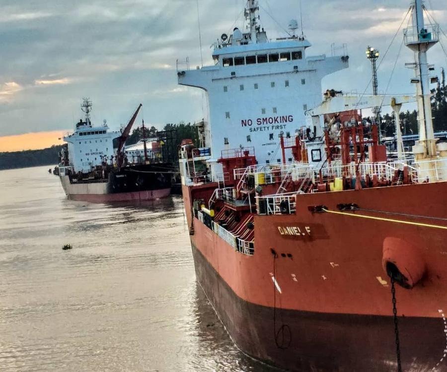 Cuenta regresiva para el paro de la Marina Mercante en los puertos argentinos