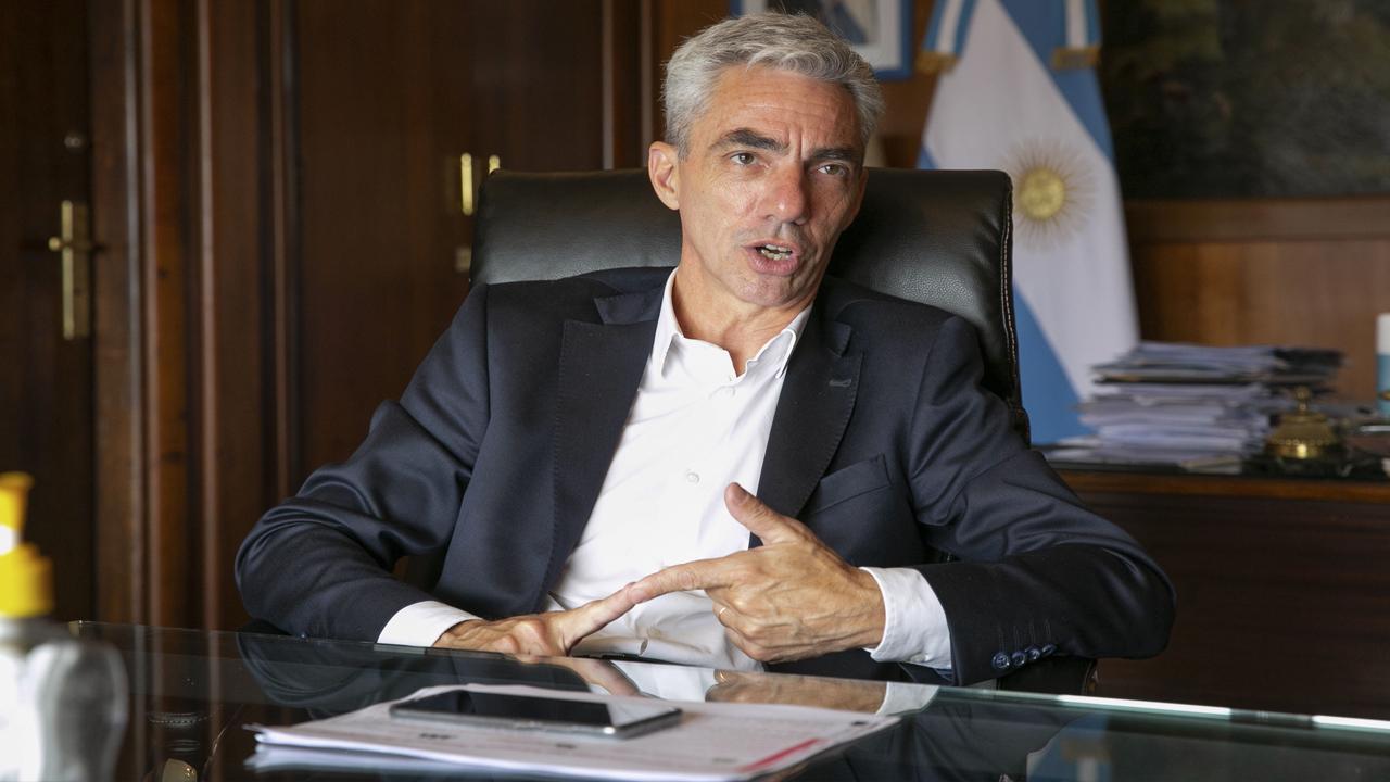Murió Mario Meoni, ministro de Transporte, en un accidente de tránsito