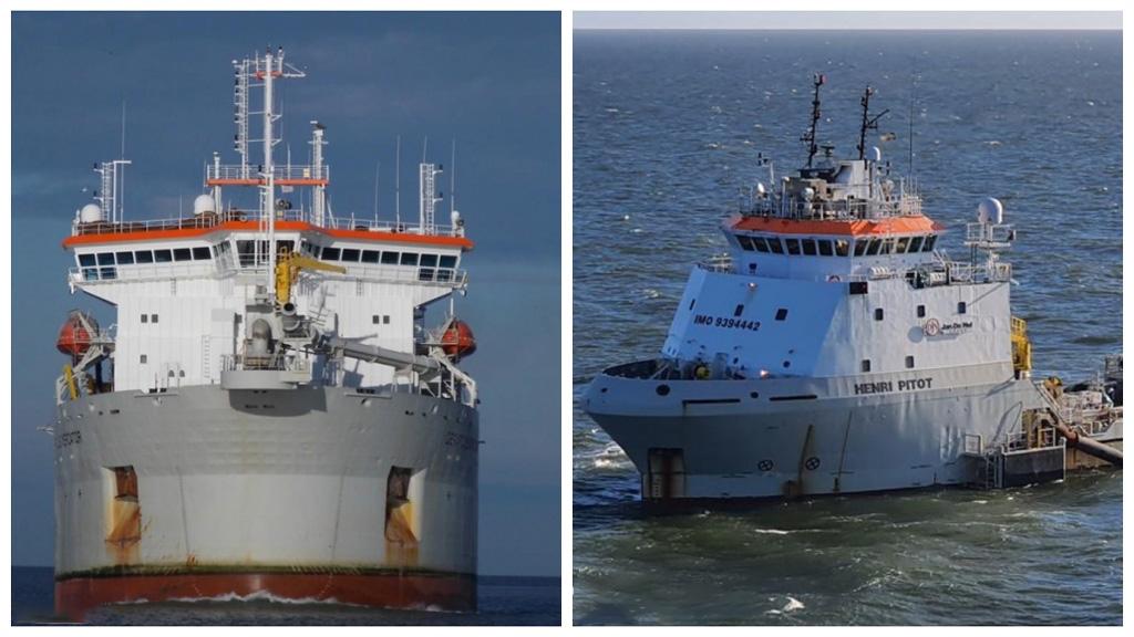 Comienza otro dragado de mantenimiento en el estuario de Bahía Blanca