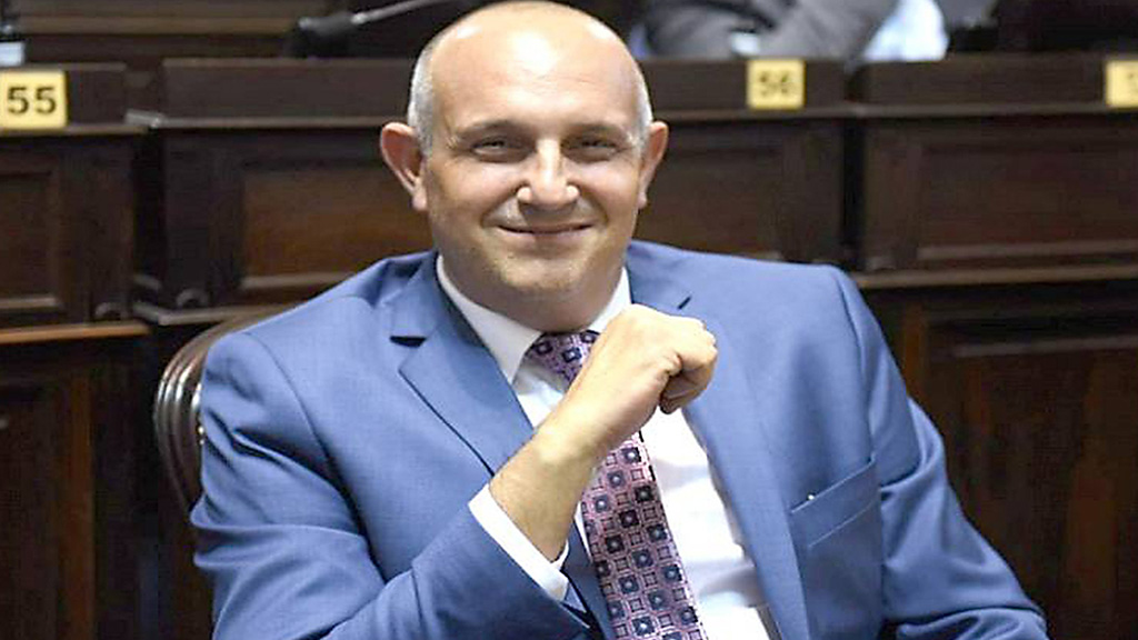 Alexis Guerrera será el ministro de Transporte en reemplazo del fallecido Mario Meoni