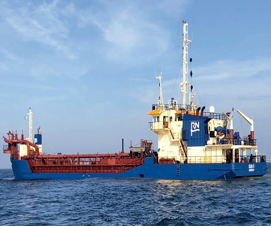 """Video y fotos: así es la """"diosa danesa"""" que llegará para dragar el puerto de Mar del Plata"""