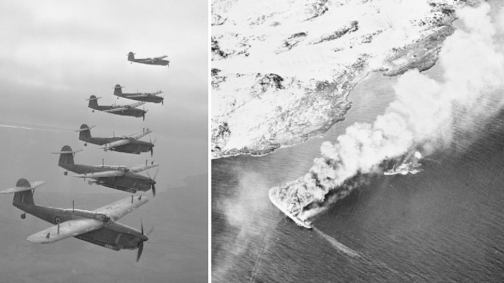 Cuando los ingleses hundieron por error un barco y mataron a 2.000 soldados soviéticos