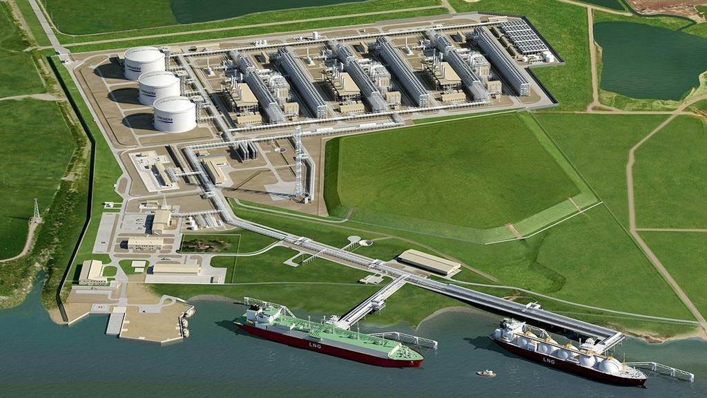 Excelerate Energy no abandona sus planes de una planta terrestre de GNL en el país