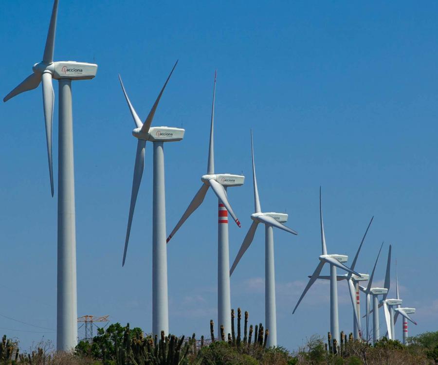 Récord de abastecimiento de la demanda de energía eléctrica con fuentes renovables