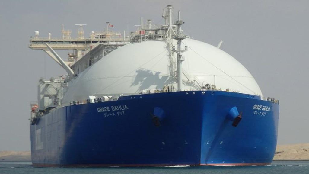 Otras dos cargas de GNL llegan a los puertos de Escobar y Bahía Blanca