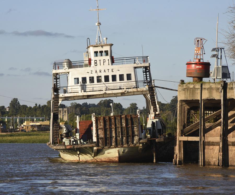El río Paraná bajó a -10 centímetros en Paraná y comenzaron a monitorear el túnel subfluvial